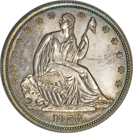 Early Seated Half Dollar Patterns