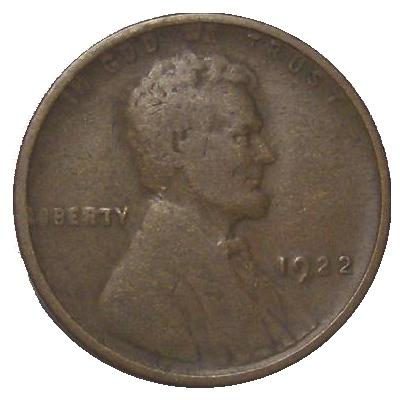 1922authentic3 How To Authenticate A 1922 No D Lincoln Cent
