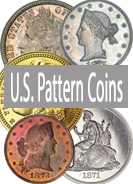 U.S. Coin Patterns Images, Values, Facts