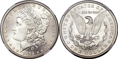 Morgan Dollar Value