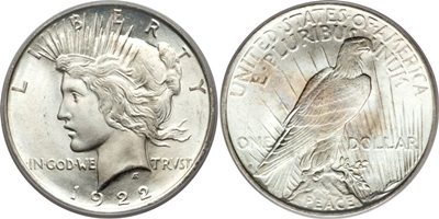 Peace Dollar Value