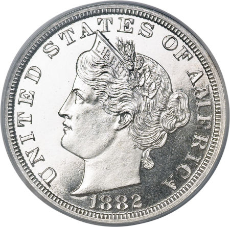 Nickel Pattern Coin Image Values