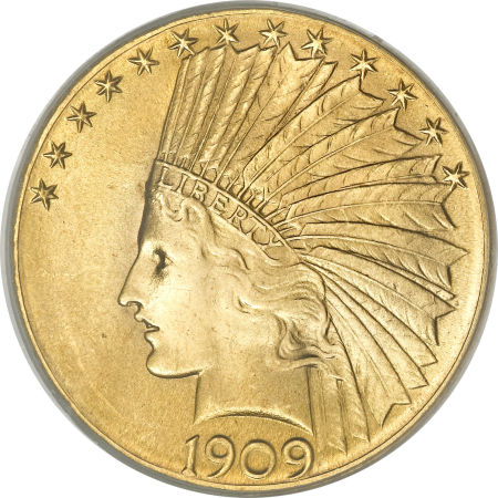 US Coin Grading: How To Grade Indian Head $10 Dollar Gold or Gold