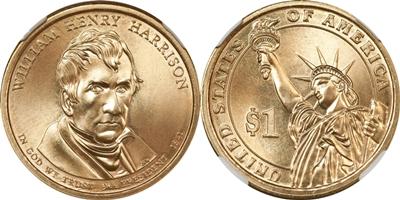 Presidential Dollar Value
